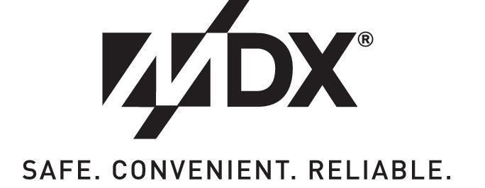 MDX Logo (PRNewsFoto/MDX)